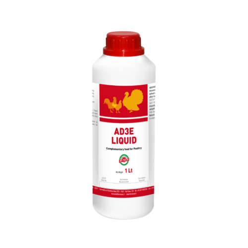 Multivitaminico AD3E Liquid