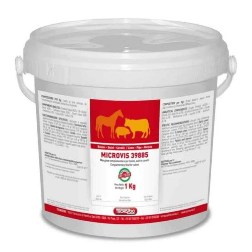 DO YOU WANT TO STABILISE THE INTESTINAL FLORA OF YOUR ANIMALS?