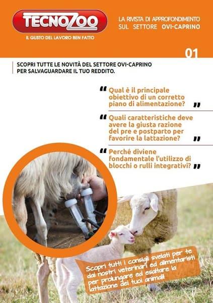 Produzione integratori per animali da reddito