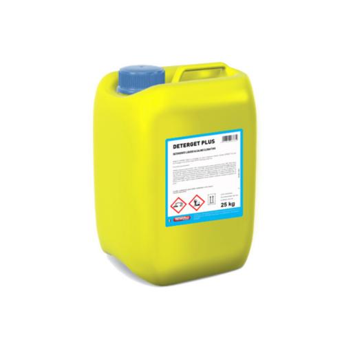 Detergente liquido alcalino clorattivo