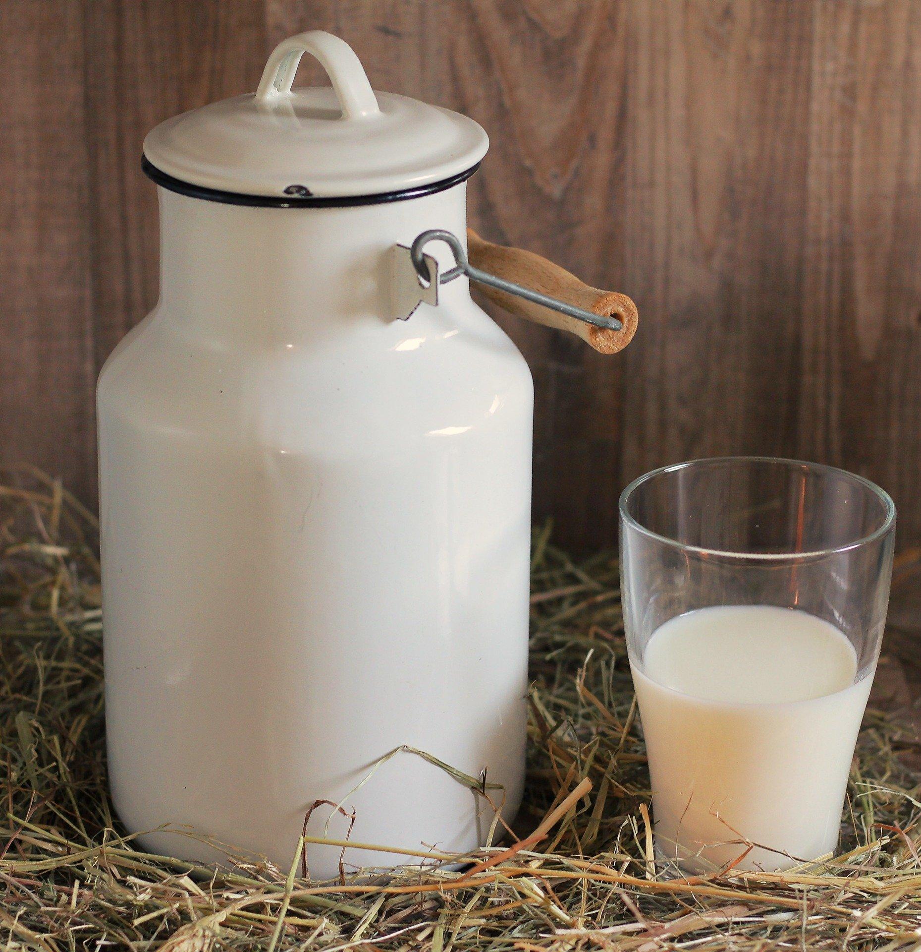 Il latte fa bene