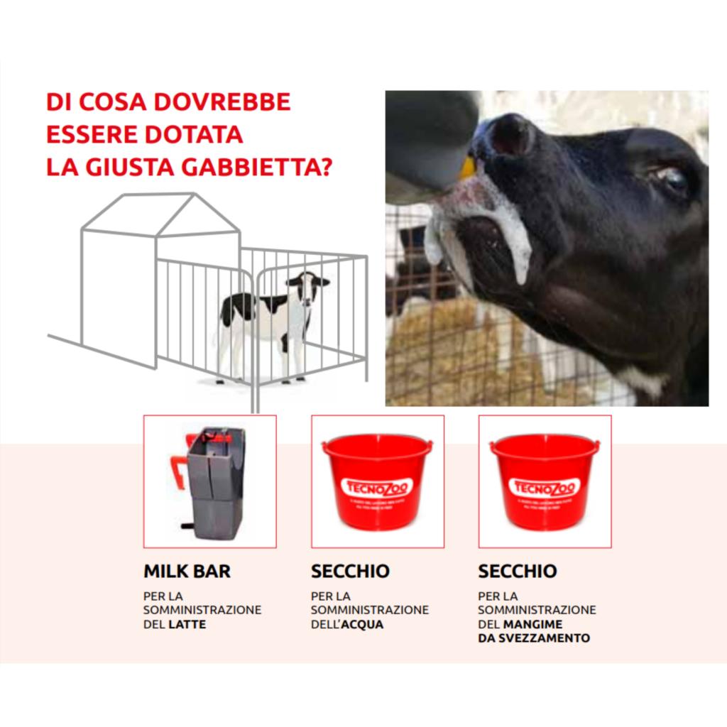 Gestire la vitellaia